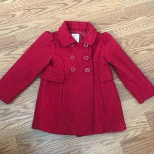 Toddler 5T Old Navy Coat